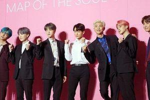 BTS - Nhóm nhạc nam được tìm kiếm nhiều nhất trên Google năm 2019