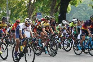 Khởi tranh cuộc đua xe đạp 'Về Điện Biên Phủ 2019'