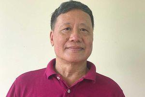 Cựu chủ tịch MHB mong tòa không gây oan sai