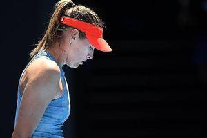 Người đẹp Nga lại rút khỏi giải WTA Roma
