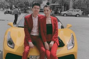 Bạn gái thiếu gia Phan Hoàng trả lời lý do tái hợp: 'Vì còn thương'