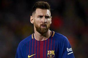 Messi chỉ trích CĐV nhà sau chiến thắng trước Liverpool