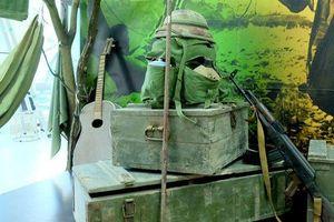 Trưng bày kỷ vật gắn với đường Trường Sơn-đường Hồ Chí Minh