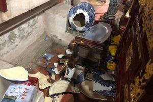 Bắc Ninh: Bắt nam thanh niên 'ngáo đá' vào chùa Dâu đập phá