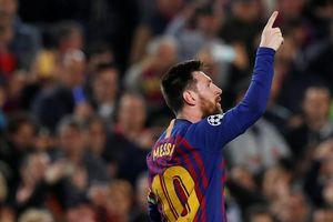Messi đã tạo nên lịch sử của riêng mình ở Barcelona