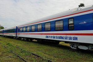 Đường sắt chạy thêm nhiều tàu phục vụ du lịch hè