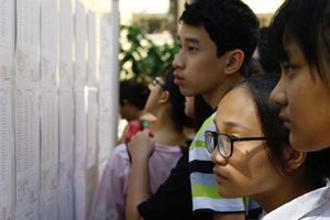 Hơn 67.000 học sinh Hà Nội có cơ hội vào trường THPT công lập