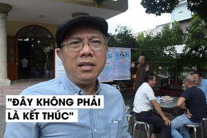 Nghệ sĩ Trung Dân: 'Sự ra đi của nghệ sĩ Lê Bình không phải là kết thúc'