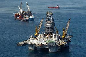 Giá dầu thô giảm sau khi dự trữ của Mỹ tăng kỷ lục