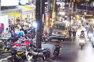 TP HCM tái khởi động 'chiến dịch' phạt vi phạm vỉa hè, lòng đường?