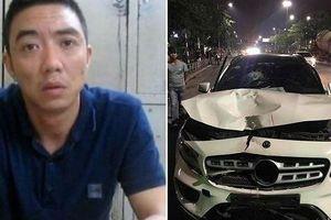Khởi tố tài xế xe Mercedes đâm hai người phụ nữ tử vong