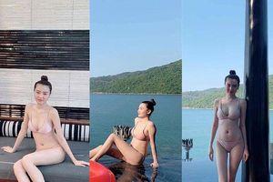 Mỹ nữ Vũng Tàu đi xe 70 tỷ khoe ảnh diện bikini cực sexy