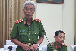 Tướng Phan Anh Minh chính thức nghỉ hưu