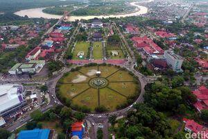 Indonesia sắp di dời thủ đô
