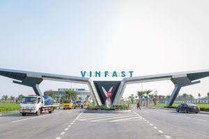 Năm 2020 sẽ có 3.000 xe buýt điện do Vinfast sản xuất