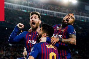 Barcelona 3-0 Liverpool: Nếu không có Messi