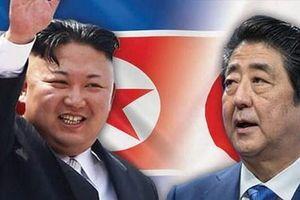 Thủ tướng Nhật Bản đề nghị gặp nhà lãnh đạo Triều Tiên 'vô điều kiện'