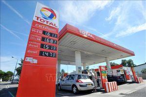 Giá dầu thế giới giảm nhẹ trong phiên giao dịch ngày 1/5