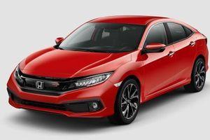 Bảng giá xe ô tô Honda tháng 5/2019, bổ sung Civic phiên bản mới