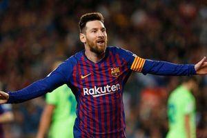 Từ BTS phá kỷ lục của The Beatles đến Messi 'hủy diệt' Liverpool