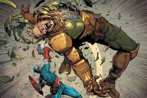 Captain America đã là chủ của búa Mjolnir bao lần?
