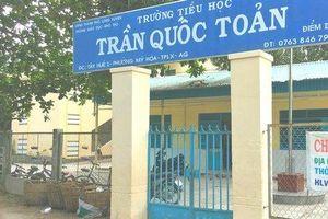 Khởi tố, bắt tạm giam phụ huynh dâm ô 6 bé gái lớp 1 ở An Giang