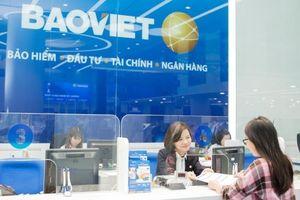 Quý I/2019: Doanh thu hợp nhất toàn Tập đoàn Bảo Việt ước đạt 10.297 tỷ đồng