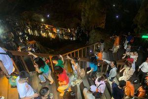 Năm ngày nghỉ lễ, Quảng Bình đón hơn 250 ngàn lượt khách du lịch