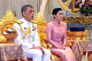Nữ tướng Thái Lan được phong hậu 3 ngày trước lễ đăng quang của nhà Vua
