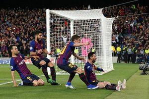 Lionel Messi nhận 'bão' lời khen sau màn trình diễn chói sáng hạ Liverpool