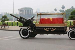 Cử hành trọng thể Lễ Quốc tang nguyên Chủ tịch nước, Đại tướng Lê Đức Anh