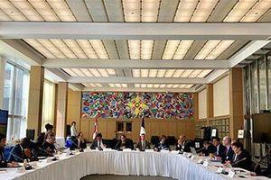 Thư viện Quốc gia Việt Nam tham dự phiên họp thường niên của Đại hội đồng Mạng lưới số Pháp ngữ