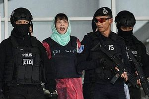 Đoàn Thị Hương được trả tự do