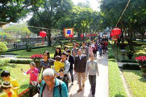 Hà Nội đón trên 440 nghìn lượt khách trong dịp nghỉ lễ