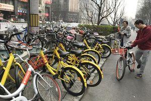 Nghiên cứu xe đạp công cộng di chuyển trong đô thị thông minh