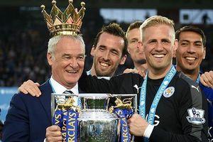 Tròn 3 năm Leicester tạo câu chuyện cổ tích ở Ngoại hạng Anh