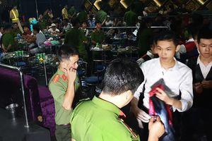 80 người dương tính ma túy trong quán bar giữa trung tâm Đà Nẵng