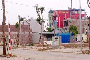 Tại huyện Quốc Oai: Thiếu phối hợp cấp điện, nước cho khu đất ĐG04