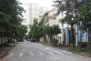 Thanh Trì nỗ lực phủ xanh những tuyến đường