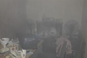 Cháy ở chung cư: Khi chuông không kêu, loa bị rút phích