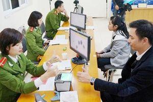 Tiếp nhận hồ sơ cấp thẻ Căn cước công dân qua dịch vụ công trực tuyến