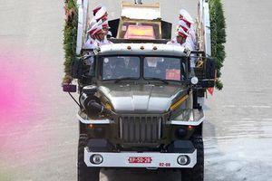 Linh cữu Đại tướng Lê Đức Anh, nguyên Chủ tịch nước, đã đến TP HCM