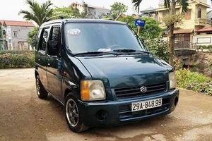 'Xế hộp' Suzuki Wagon cũ giá từ 80 triệu tại Việt Nam