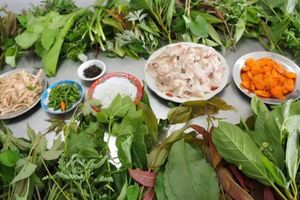 Loạt món ngon đặc sản Kon Tum khiến du khách khó quên
