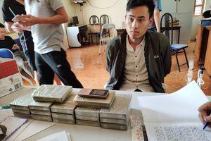 Tháng 4-2019: BĐBP Sơn La bắt 17 vụ vận chuyển ma túy