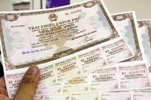 Kho bạc Nhà nước huy động 2.700 tỷ đồng trái phiếu Chính phủ