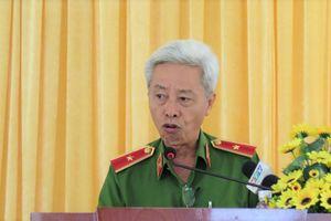 Thiếu tướng Phan Anh Minh nghỉ công tác, chờ về hưu