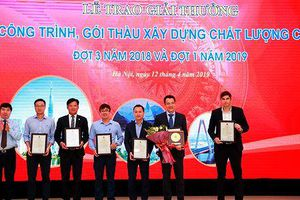 Sheraton Grand Đà Nẵng Resort đạt HCV Công trình xây dựng chất lượng cao 2018