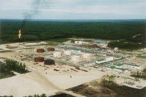 Gazprom Neft xin ưu đãi thuế cho vùng nhiên liệu lớn nhất của mình
