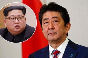 Thủ tướng Nhật Bản sẵn sàng gặp lãnh đạo Triều Tiên 'vô điều kiện'